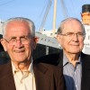 John Hendrix & Olen Medley  US Veterans and eye witnesses from the Queen Mary.  MSP/NSE