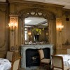 Dining room at White Swan Hotel, Alnwick, Northumberland - the fireplace from 1st class lounge from Olympic. <em>© White Swan Hotel, Alnwick</em>